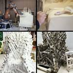 Chair Game Of Thrones Game Of Thrones Replica Iron Throne Firebox