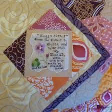 wedding quilt sayings 27 best quilt labels images on wedding quilts quilt