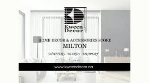 kween decor home decor u0026 accessories store in milton on vimeo