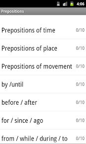 prepositions lite android apps on google play