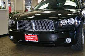 bentley chrome dodge charger chrome bentley mesh grille
