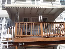 Roll Up Awnings Decks Deck Awnings Long Island Free Estimate Aluminum U0026 Retractable
