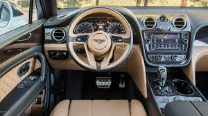 bentley suv 2018 2017 bentley bentayga suv review with price horsepower and photo