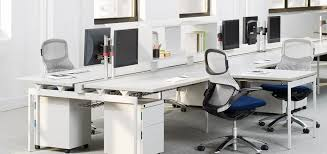 Office Desk System Antenna Workspaces Knoll