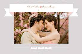 free wedding websites with create a stunning wedding website with these 7 tips