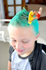 crazy hair day ideas surf u0027s up surfer dude red ribbon week ideas