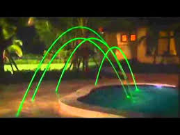 lighting around pool deck pentair swimming pool deck jets with led lights mp4 youtube