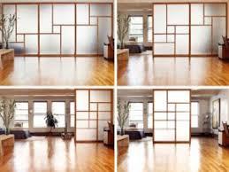 interior sliding doors room dividers ideas design pics
