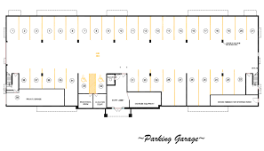 basement parking lot floor plan concept information about home