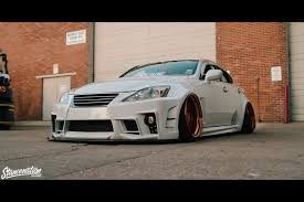 lexus is250 hellaflush go wide or go home mike phan u0027s aimgain lexus is stancenation