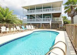 Vacation Homes In Virginia Beach With A Pool Cape San Blas Vacation Rentals Natural Retreats