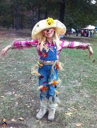 Halloween Scarecrow Costume Scarecrow Homemade Halloween Costume Photo 2 3