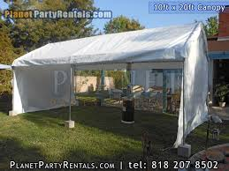 canopy rentals canopy 10ft x 20 ft canopy rentals san fernando valley sizes
