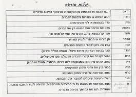 Hebrew Worksheets Rachael S Worksheets Teaching Words In Hebrew