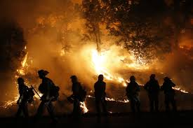 California Wildfire Locations 2015 by California Wildfires 2015 How Climate Change And Risky