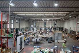 illuminazione industriale led capannone industriale arianna led