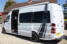hr multisport race vans motorhomes sportshomes conversions of