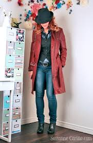 how to wear menswear masculine clothing for women suzanne carillo