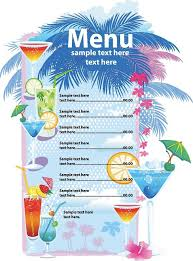 25 unique free menu templates ideas on pinterest menu printing