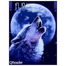 wolf and moon for symbian