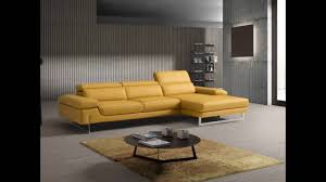 Modern Italian Leather Sofa by Contemporary Italian Leather Sofas Youtube