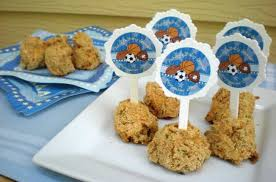 sport themed baby shower a delicious sports baby shower food idea that s for