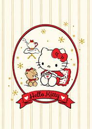 theme line winter hello kitty warm winter line theme line store