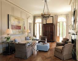 Traditional Southern Interior Design By Ty Larkins - Southern home interior design