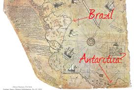 Antarctica World Map by Piri Reis Map Evidence Of A Very Advanced Prehistoric