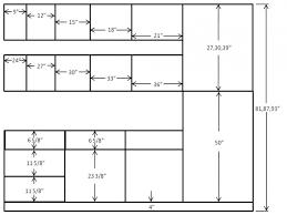 Kitchen Cabinet Standard Height Maple Wood Portabella Lasalle Door Standard Kitchen Cabinet