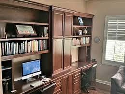 Custom Office Cabinets Custom Cabinets In Southern California By C And L Design