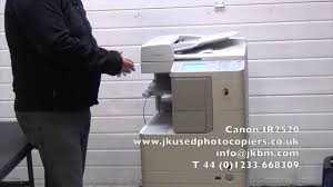 canon ir2520 a3 a4 black and white photocopier printer scanner