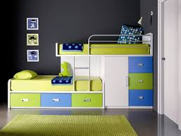 Space Saver Beds For Teenagers Material Bedroom Neon Leopard Bed - Space saver bunk beds