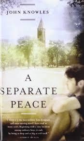 a separate peace amazon co uk john knowles 9781439574461 books