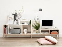 furniture extraordinary ideas for scandinavian bookshelves white