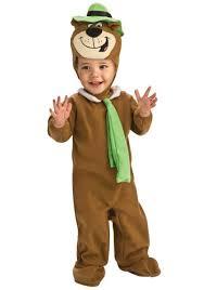Halloween Costume Infant Boy Infant Toddler Yogi Bear Costume Bear Costume Infant Toddler