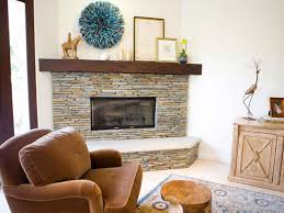 cool mid century fireplace mantel home interior design simple