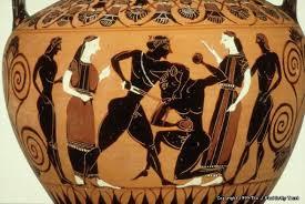 Greek Black Figure Vase Painting Index1211