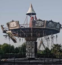 Jazzland Six Flags Abandoned Six Flags New Orleans 38 Absolutely Nightmarish Photos