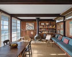 steal this look a bohemian living room in wellfleet ma remodelista