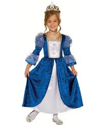 frost princess kids halloween costume girls princess costume