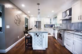 Kitchen Cabinets Columbus Ohio by Ice White Shaker In Dublin Ohio