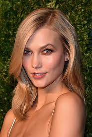 karlie kloss hair color strawberry blonde hair color ideas fashionisers