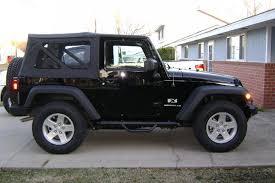 jeep wrangler side steps for sale n fab wrangler jk wheel to wheel nerf steps
