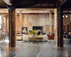 loft interior design apartment brick soho exposed brick and wood beams loft on prince