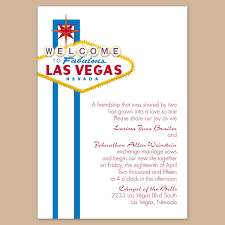 vegas wedding invitations template best template collection