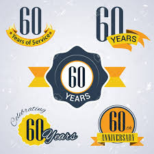 celebrating 60 years 60 years of service 60 years celebrating 60 years 60th