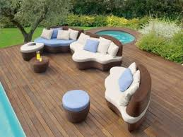 Unique Outdoor Furniture by Modern Furniture Modern Outdoor Furniture Expansive Painted Wood