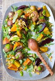 Root Vegetables Roasted - roasted root vegetables salad page 2 of 2 a spicy perspective