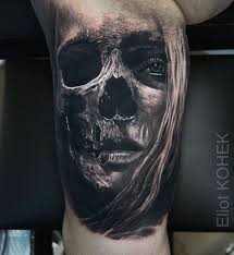 174 best skull tattoos images on skull tattoos